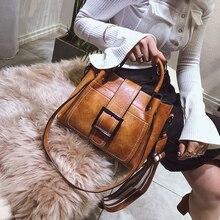 Fashion Leather Women Handbags Female Ladies  Shoulder Bags for 2019 Small Flap Crossbody Messenger