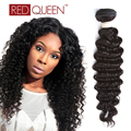 Malaysian Deep Wave 3pc Lot Malaysian Hair Weave Hair Bundle Websites Rosa Hair 7A Unprocessed Cheap  Bundles Human Hair