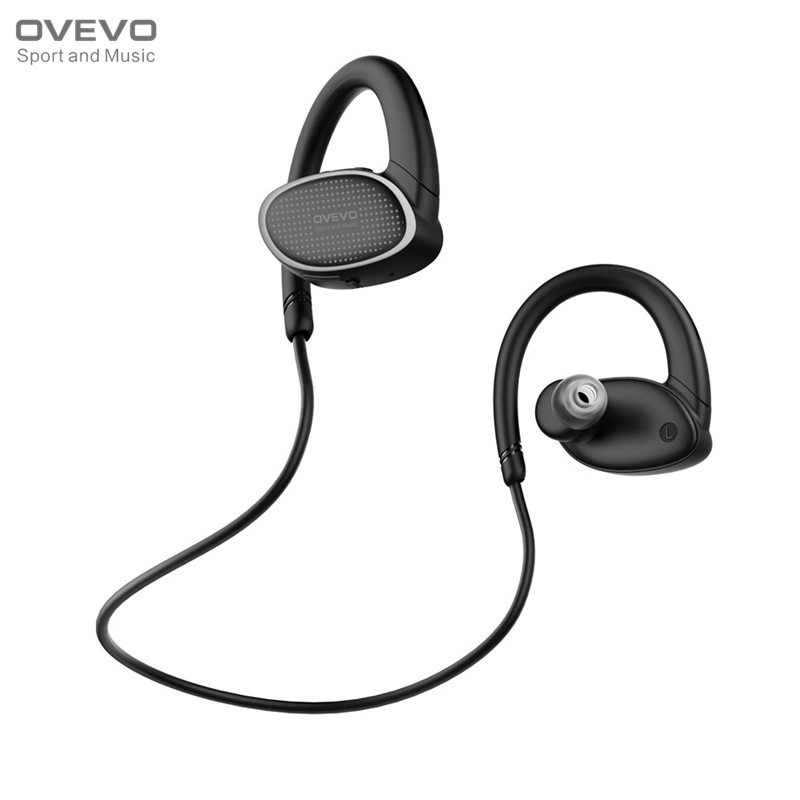 2018 OVEVO X9 Fish Bionic 8G MP3 Bluetooth V4.2 Earphone IPX7 Waterproof Swimming Sport Super Bass HiFi Earphones with Mic bluetooth runner x9 red