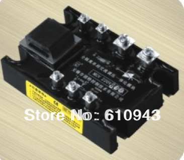 ФОТО Voltage regulator MGV22100 0-5v or 4-20mA or 2.2-4.7k/1w   100A 220V free shipping