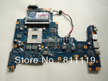 integrated Laptop motherboard for For L670 L675 L675-S7110 K000103760 LA-6041P tested