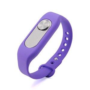 Image 5 - Wearable Digital Voice Recorder 16GB 280 Hours Audio Storage Portable Wristband 4G/8G USB Flash Drive Audio Bracelet Colorful