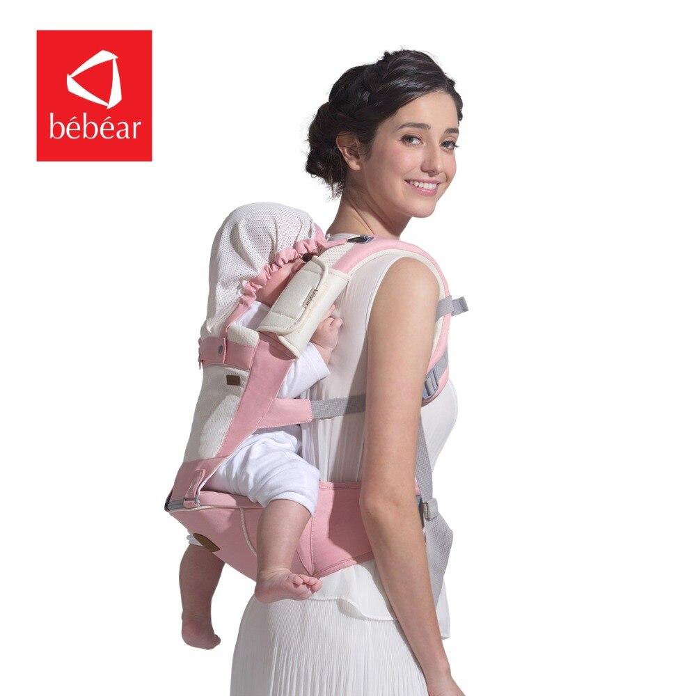 823100f94e51 Bébéar nouveau siège pour hanche hipseat prévenir o type jambes 6 dans 1  transporter style charge 20 kg porte bébé Ergonomique Exclusif sauvegarder  effort ...