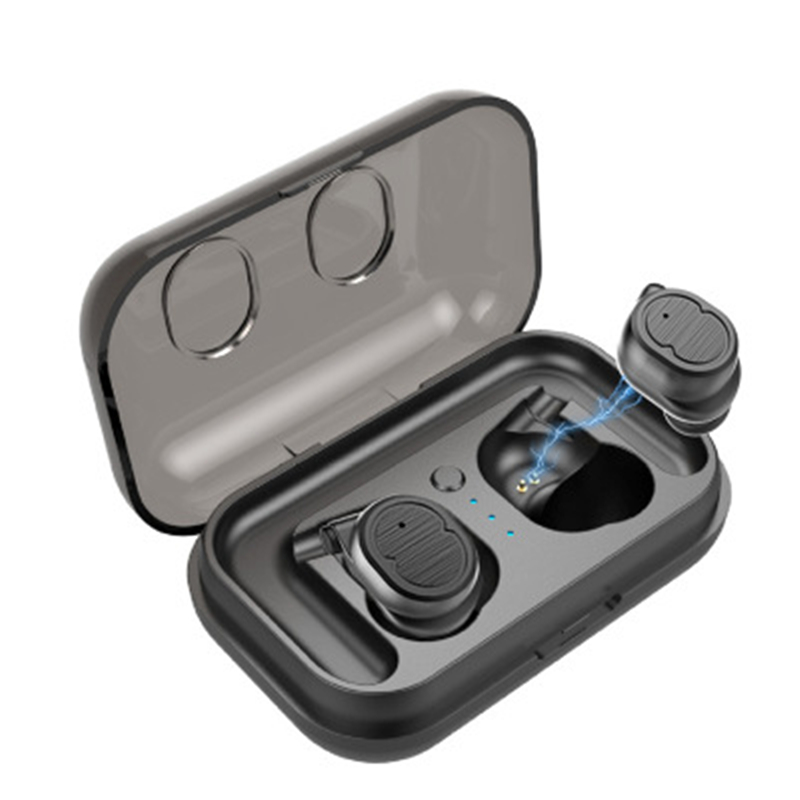 TWS-8 Touch Control Bluetooth 5.0 Earphones Waterproof True Wireless Earbuds Mini Sport Earphone For Phone With Mic Charging Box цена