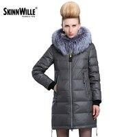 Skinnwille 2017 Women S Winter Jacket Coat Female Winter Jackets For Women Women S Park Women