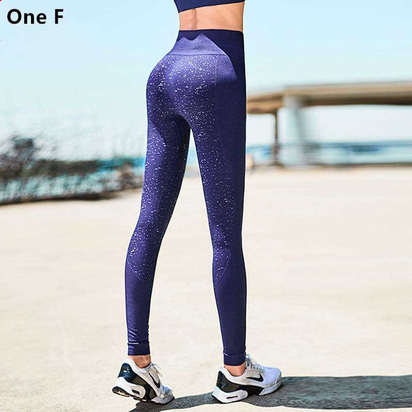 ONE F High Waist Yoga Pants Women Seamless Gym Legging