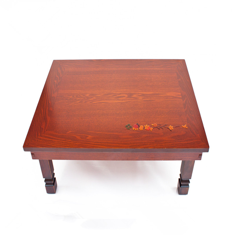 Us 15886 6 Offmulti Korean Folding Table Antique Furniture Living Room Low Wood Coffee Table Asian Style Traditional Antique Tea Table Wooden In