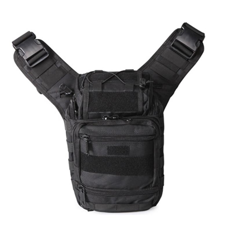 Nylon Men Military Belt Bum Fanny Waist Pack Riding Shoulder Bags Molle High Quality Travel Gannet Saddle Cross Body Hip Bag