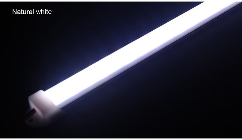 Led hard strip aluminum led strip light 12v dc1m 72 smd 5730 for 5630 smd led rigid light bar aloadofball Choice Image
