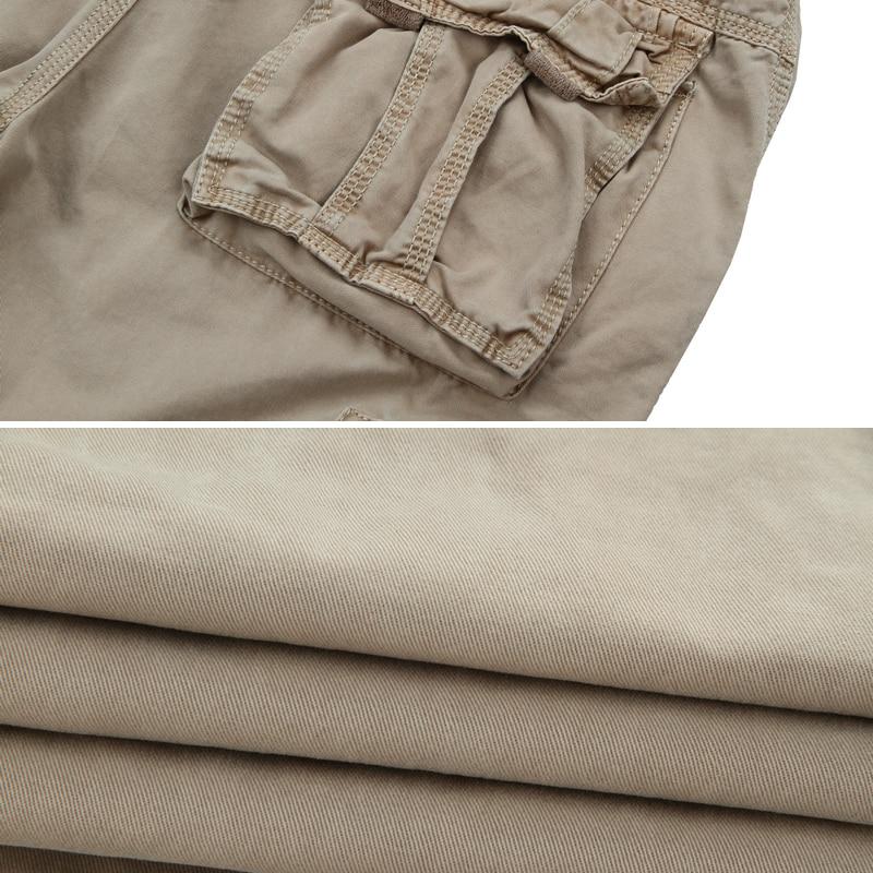 падіння вантажні штани чоловічі - Чоловічий одяг - фото 5