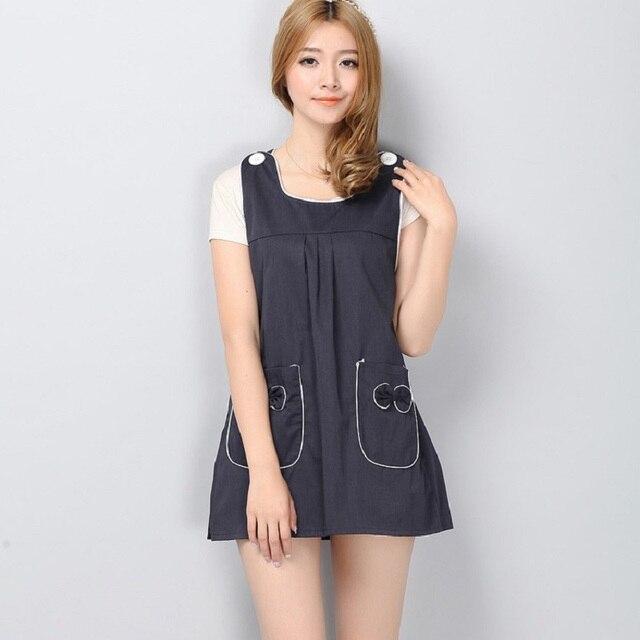 2016 новый анти-излучения одежды для беременных радиационной защиты жилет топы беременных радиационно-стойкие antistati платья 16027