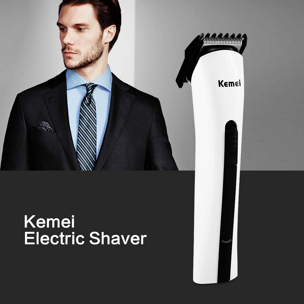 Kemei KM-2516 Professional Men Electric Hair Clipper Trimmer Shaver Razor Beard Male Grooming 110-240V EU/US Plug Hair Trimmer цена