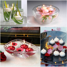 100pcs Romantic wedding decoracion fiestas floating candle for Birthday Wedding decoration Home Decor party supplies