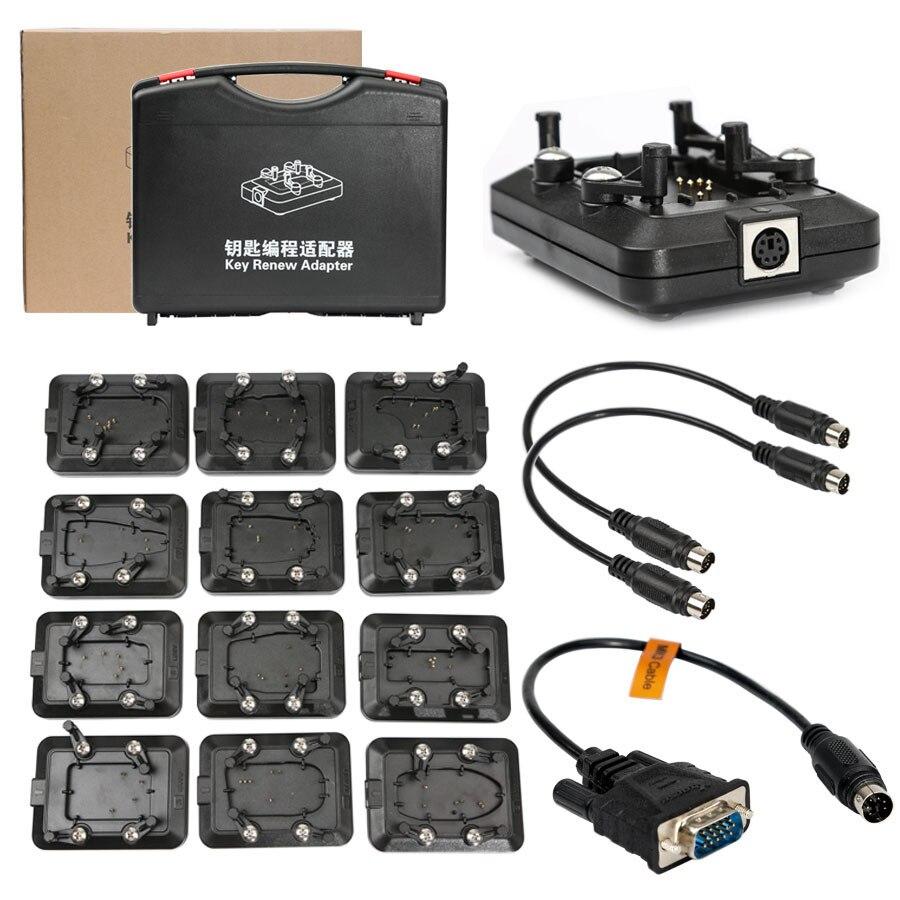 Original Xhorse VVDI Key Tool Renew Adapter Full Set 12pcs|set|set tools|set keys - title=