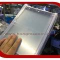 5 unids/lote alta calidad lcd pantalla frontal exterior lente de cristal para ipad 6 placa de reparación