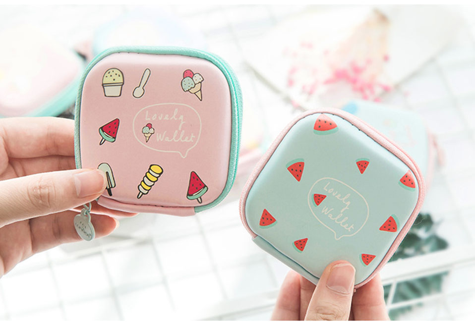 New Cute Electronic Digital Storage Bag Case For Earphone EVA Headphone Container USB Cable Earbuds Storage Box Pouch Bag Holder (5)