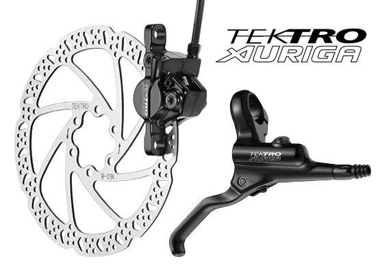 brand new 100% original left rear/right front Tektro HD-M290 hydraulic disc brake groupset tektro 300 hydraulic disc brake