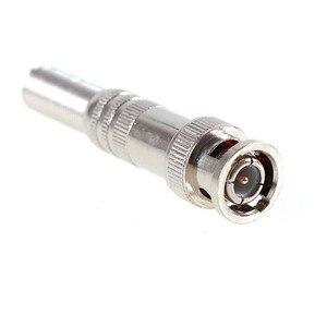 Image 3 - Connecteur mâle BNC 100 pièces/lot