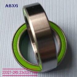 ABXG 2 sztuk 23327 2RS prędkości połączenia bębna łożysko 23327 2RS dla SRAM rowerów Hub naprawa części łożyska 23x32x 7 mm 23*32*7mm|Łożyska|   -