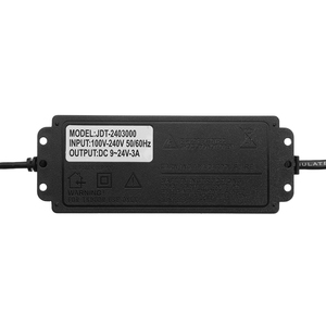 Image 4 - Adjustable Power Adapter EU Plug 9 24V AC/DC Adapter Switching Power Supply Regulated Power Adapter Supply Display