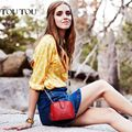 A1605 2016new Women Shoulder Bags Small Crossbody Bags  Famous Brand Casual Satchel famale Messenger Bags Handbag Bolsa
