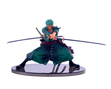 13cm Roronoa Zoro One Piece One Piece Action Figures Anime PVC brinquedos Collection Figures toys with Retail box