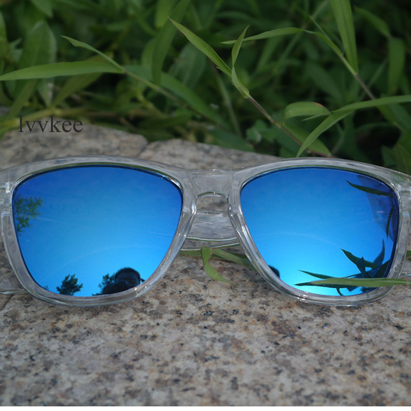 LVVKEE Fashion Brand design men sunglasse sunglasses women Colored lenses Brand logo with original packaging uv400 sunglasses