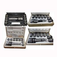 1box Morse Taper Collet 8Pcs & Chuck Spanner Set MT4 MT3 MT2 R8 NT40 NT30 Lathe Milling Tools