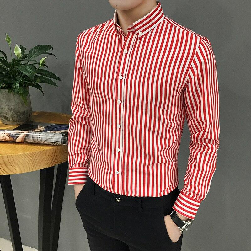 Yayu Mens Long Sleeve African Dashiki Print Slim Fit Button Down Shirt