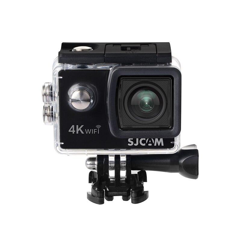 SJCAM SJ4000 AIR 4 K caméra d'action sport DV 2.0 pouces plongée 30 M étanche HD extrême casque mini caméscope Original SJ 4000 Cam
