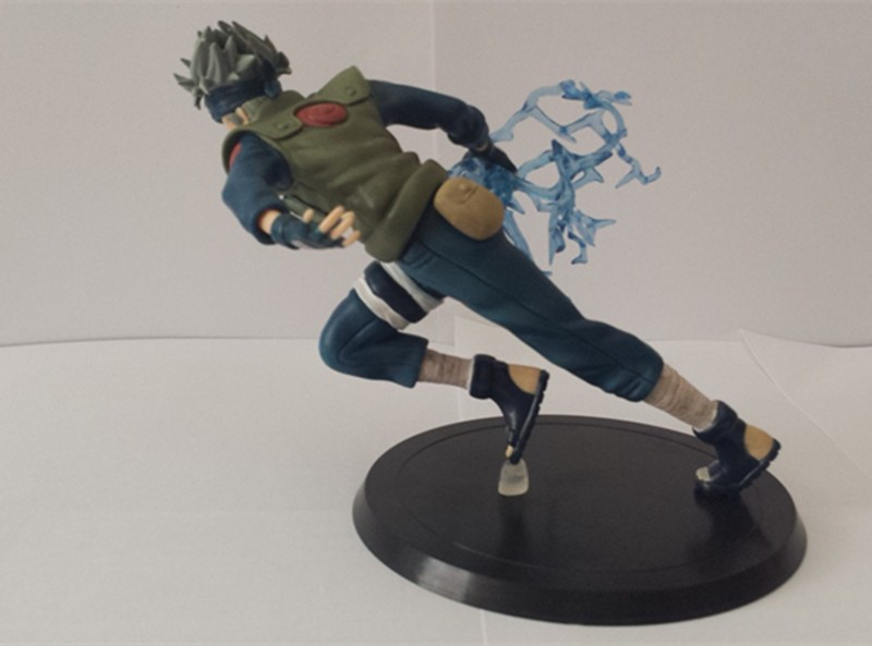 Kakashi Figure Right Side