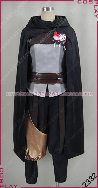 2016 Fire Emblem Awakening Gaius Cosplay Costume Halloween Costume