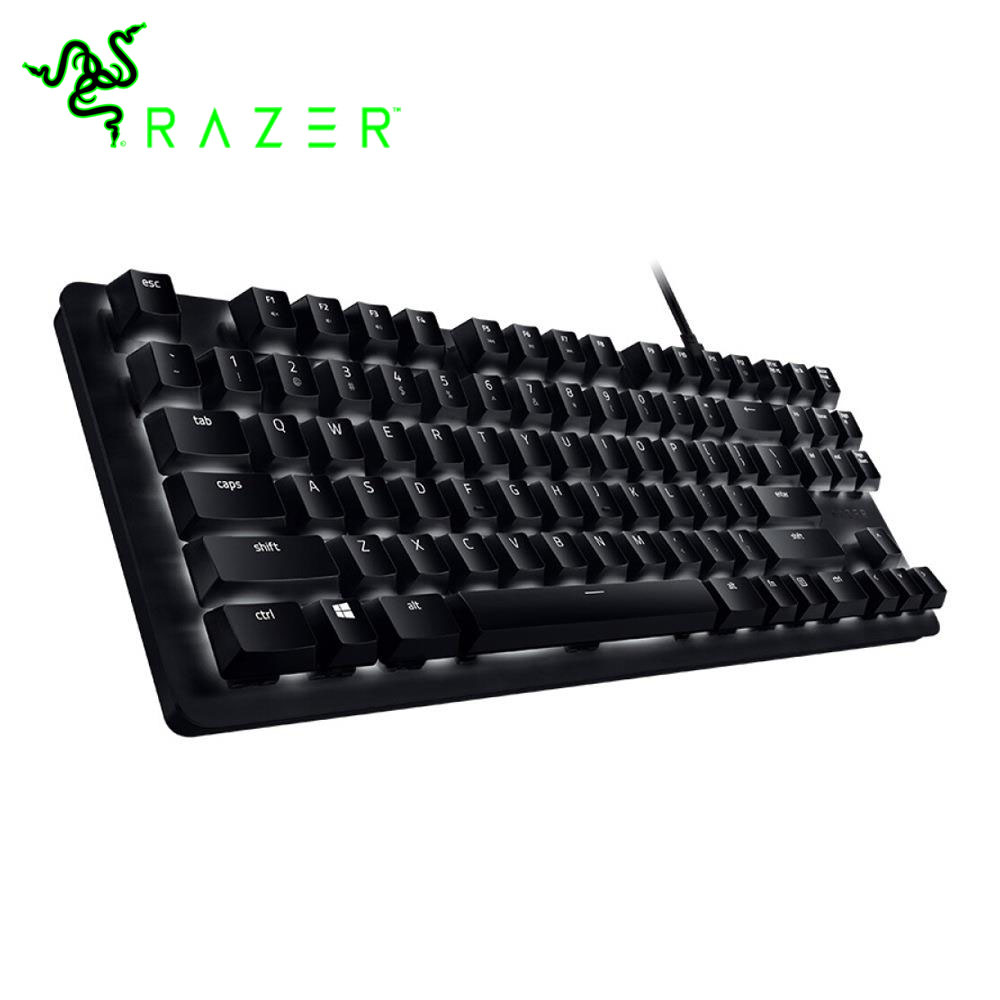 Razer Basilisk Essential BlackWidow Lite Keyboard Wired Mechanical Keyboard 87 Key Silent Tactile Orange Switches LED Backlight