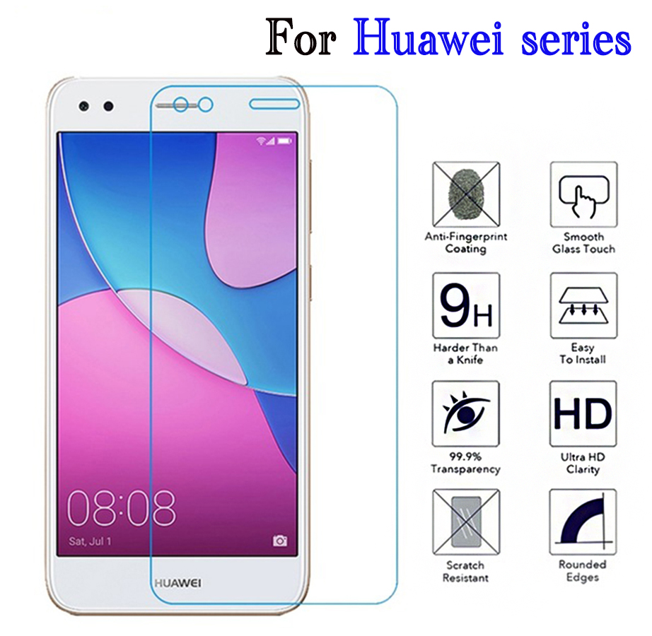 Tempered Glass For Huawei P9 Lite Mini Screen Protector For Huawei P9 Lite Plus Protective Glass P 9 P9lite Light Mini Glas Film