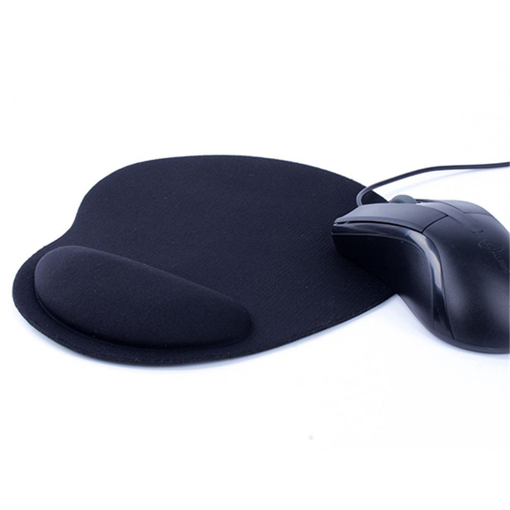 8 Colors Support Wrist Comfort Mouse Pad Optical Trackball Pc Thicken Mouse Pad For Dota2 Cs Desk Mat Last Style