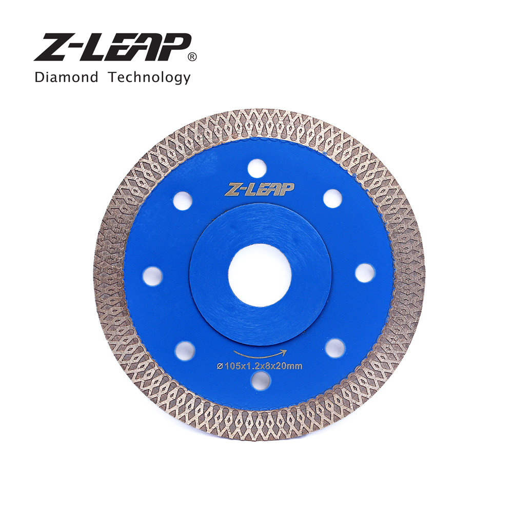 Z-LEAP 105mm Super Thin Diamond Saw Blade 4