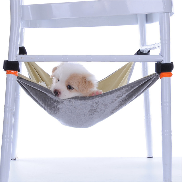 Pet Puppy Hamster Cage Cat Squir Hammock Travel Removable Hanging  Chinchillas Bed Rabbits Cages For Chair