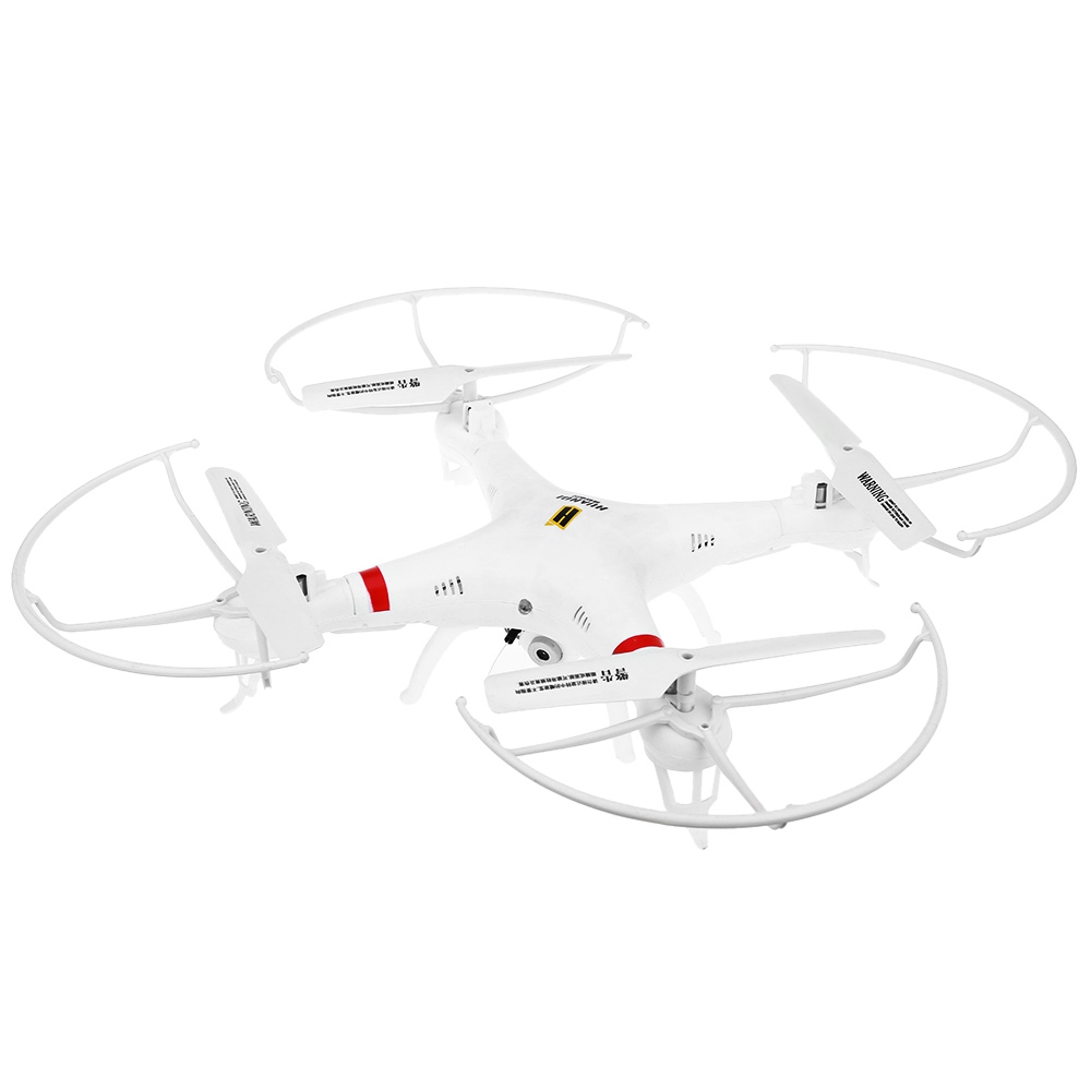 Huanqi RC Drone Dron WiFi FPV Camera 2.4G 4CH 6 Axis Gyro