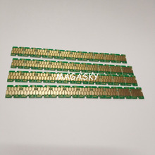 200 pieces chip for Epson surecolor F6200 F7200 F9200 F6270 F7270 F9270 F6070 F7070 F6000 F7000 printer цены