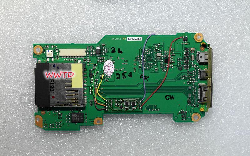 Original Main board Motherboard For Nikon D5000 Camera Repair parts