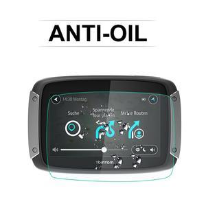 Image 2 - TomTom Rider 용 RUIYA 화면 보호기 40 410 400 450 550 4.3 인치 GPS 네비게이션 디스플레이 화면 2 개