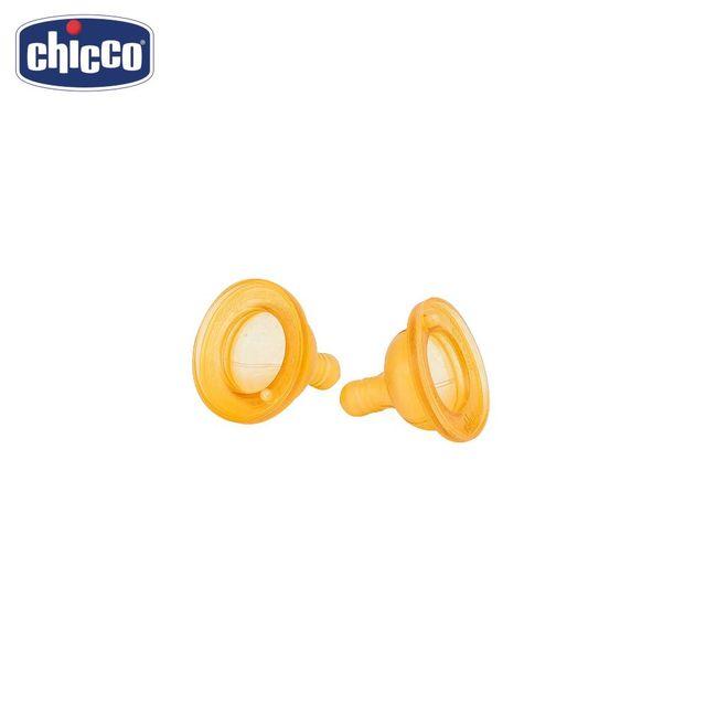 Соска Chicco Well-Being 2 шт., 2 мес.+, латекс, средн. поток