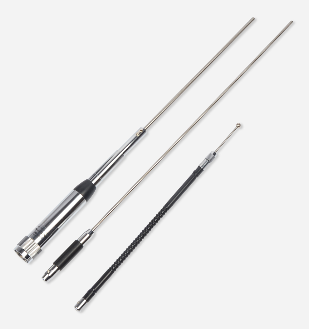 Image 3 - HH 9000 car transceiver antenna quad band 60w antenna for car radio powerful antenna for TH9800  KT 8900D-in Walkie Talkie from Cellphones & Telecommunications