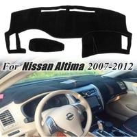 Dashboard Cover Dashmat Dash Mat Fit For Nissan Altima 2007 2008 2009 2010 2011 2012 Pad Sun Shade Dash Board Cover Carpet