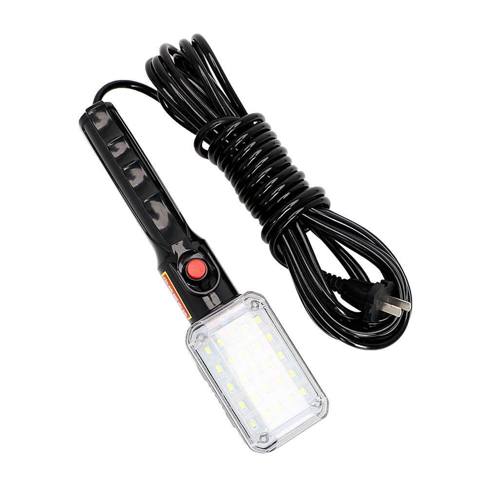 ITimo LED Repair Light Magnetic With Hanging Hook Maintenance Lamp Flashlight Universal Car-styling