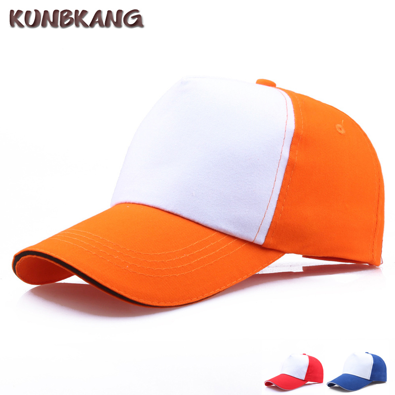 b70badb5962 Men Women Summer Baseball Cap Blank Plain Cotton Snapback Cap Adjustable  Couple Sports Fashion Solid Sun Snapback Hat Casquette-in Baseball Caps  from ...