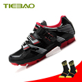 Tiebao/Обувь для горного велосипеда; scarpe ciclismo strada; Обувь для езды на велосипеде MTB; Обувь для спиннинга MTB; Обувь для велосипеда; sapatilha ciclismo; Кросс...