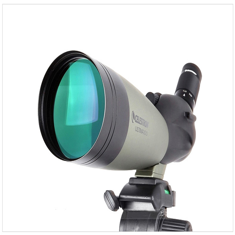 Celestron remote series 100mm monocular telescope nitrogen filled with water high power hunting monoculars celestron long vision single barrel telescope bird watching mirror high definition double speed times nitrogen filled waterpro