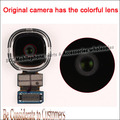 Volver cámara trasera flex cable cinta para samsung s4 iv i9505 i9508 l720 i545 frente lente megacam 13mp original
