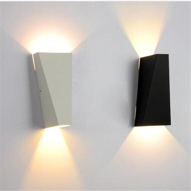 Turbo Weiß/Schwarz Nordic Wandleuchte Badezimmer Spiegel Leuchten KP85